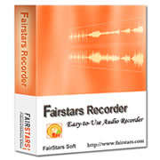 FairStars Recorder Box